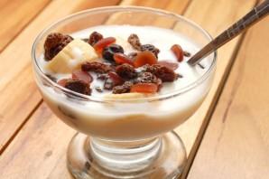 Парфе из йогурта - фото шаг 5
