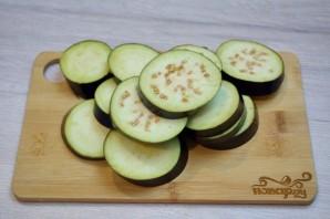 Баклажаны с помидорами - фото шаг 1