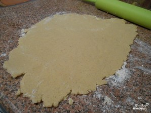 Песочное печенье с глазурью - фото шаг 2