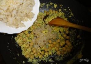 Бурый рис на сковороде - фото шаг 10