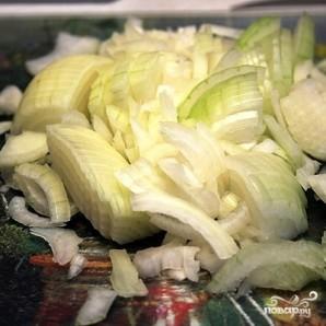 Тайский салат из яиц - фото шаг 1