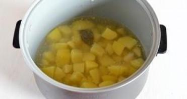 """Картофельное пюре в мультиварке """"Редмонд"""" - фото шаг 3"""