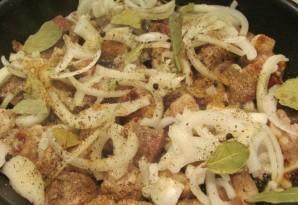 Вкусное мясо кусочками на сковороде - фото шаг 4
