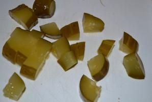 Салат с телятиной - фото шаг 3