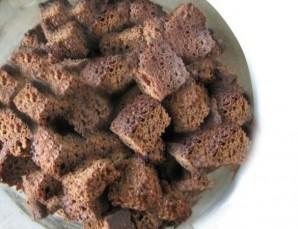 Квас из бородинского хлеба без дрожжей - фото шаг 4