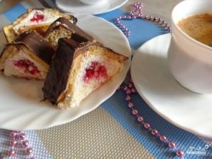 Десерт из печенья и творога - фото шаг 11