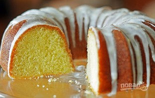 Кекс с лимонной цедрой - фото шаг 7