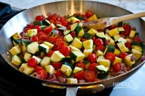 Овощи соте - фото шаг 3