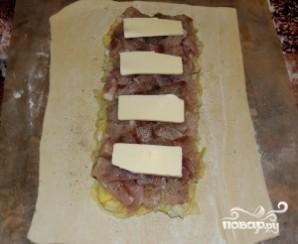 Пирог со щукой - фото шаг 7