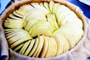 """Пирог """"Шарлотка"""" с яблоками - фото шаг 4"""