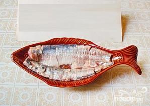 Засолка сельди По-вилковски - фото шаг 5