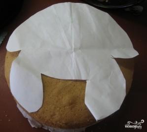 "Торт ""Медвежонок"" - фото шаг 5"