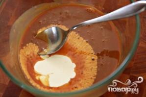 Пирожные с молочной карамелью и сливочным сыром - фото шаг 5