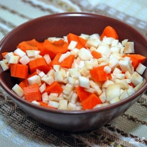 Кускус с курицей и овощами - фото шаг 4