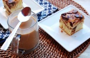 Кекс с шоколадом на сметане - фото шаг 5