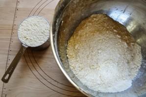 Песочный пирог с черникой - фото шаг 2
