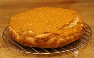 Пирог с тыквой и творогом - фото шаг 7