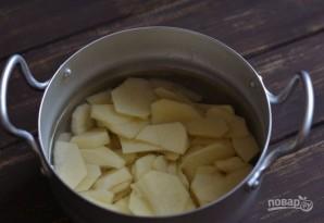 Украинские вареники с картошкой - фото шаг 2