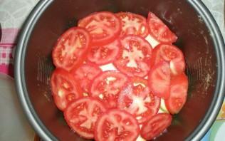 Пангасиус с овощами в мультиварке - фото шаг 4