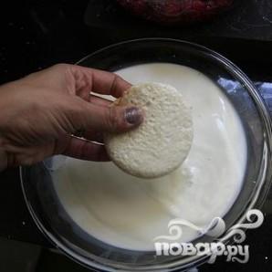 Ягодные пудинги - фото шаг 3