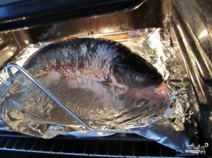 Кутум (рыба в духовке) - фото шаг 6