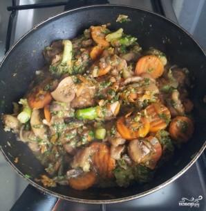 Постная запеканка из овощей - фото шаг 4