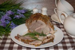 Свинина, запеченная в духовке - фото шаг 4