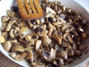 Бризоль с грибами - фото шаг 7