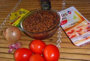 Чечевичный суп-пюре - фото шаг 1