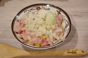 Татарский пирог - фото шаг 5