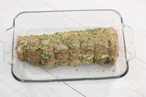 Мясо, запеченное в духовке - фото шаг 4