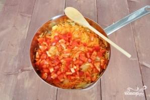 Картофельная запеканка с овощами - фото шаг 4