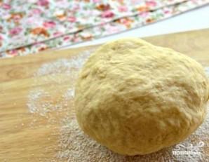 Тесто на буккены - фото шаг 6