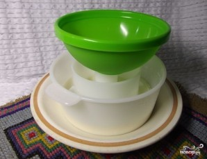 Домашний творожный сыр - фото шаг 5