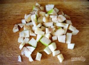 Мясной суп с курагой - фото шаг 7