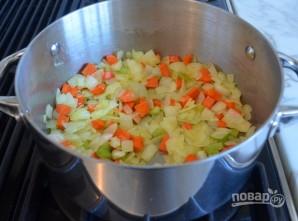 Крем-суп с брокколи и сыром - фото шаг 3