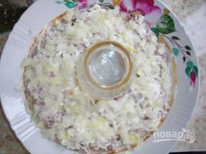 "Рецепт салата ""Гранатовый браслет"" - фото шаг 5"