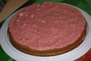 Торт на день рождения девочке 12 лет - фото шаг 5
