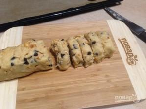 Песочное печенье с фундуком и шоколадом - фото шаг 6