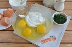 Домашний сыр из молока и сметаны - фото шаг 2