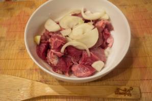Мясо под соусом - фото шаг 2