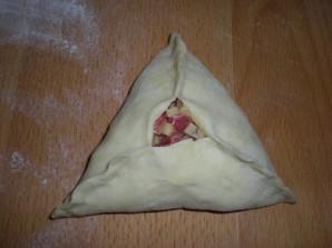 Татарские пирожки с мясом - фото шаг 8