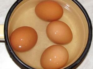 Закуска с печенью трески - фото шаг 4