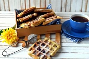 Вафли ореховые на патоке - фото шаг 7