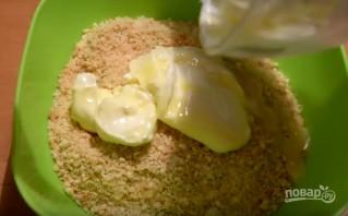 Творожный чизкейк со сгущенкой - фото шаг 2