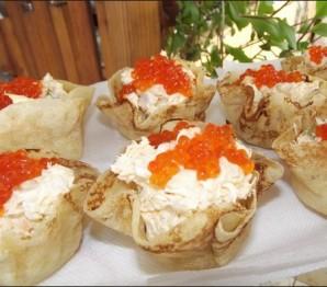 Салат в горшочке - фото шаг 4