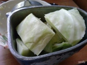 Перец, фаршированный булгуром, мясом и овощами - фото шаг 5