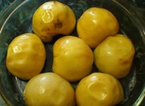 Зефир из яблочного пюре - фото шаг 1