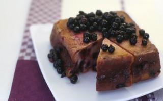 Смородиновый пирог - фото шаг 9