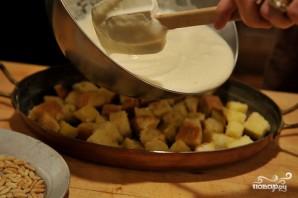 Английский хлебный пудинг - фото шаг 12